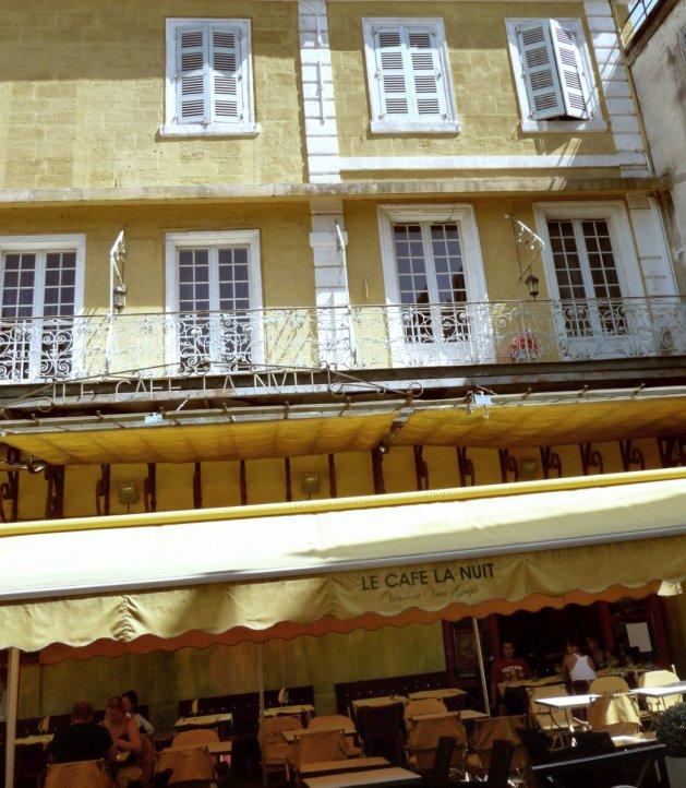 Arles - Van Gogh Cafe