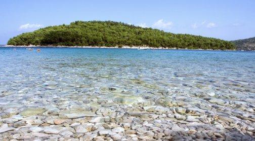 Bucht nähe Vela Luka