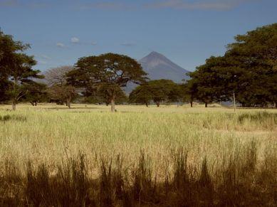 Vulkan Momotombo