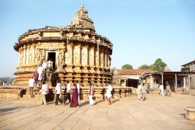 Sringeri Tempel