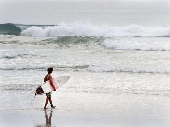 Surferparadies Playa Santa Teresa