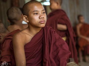 Buddhistischer Kloster in Bagan