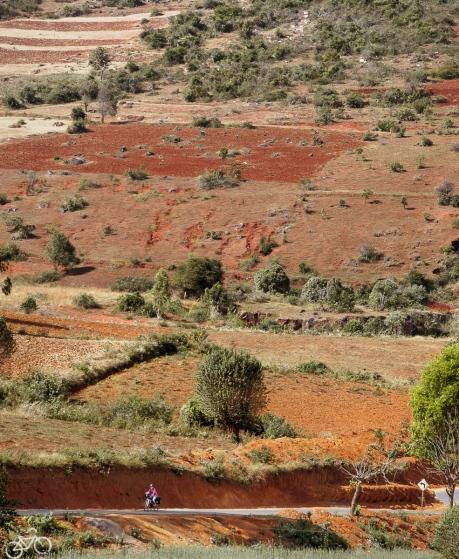 Landschaft um Pindaya herum
