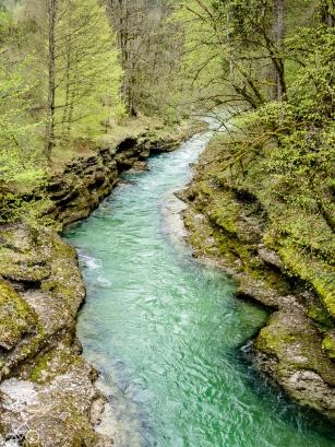 Fluss Salza