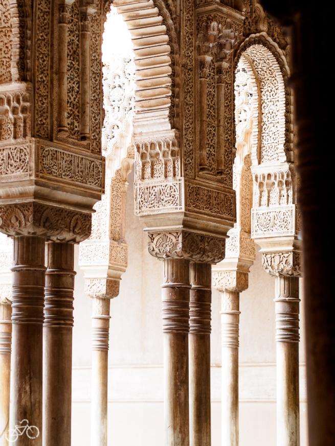Alhambra - Palacios Nazaries