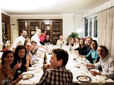 Wir feiern Silvester mit einer spanischen Familie / Slavíme Silvestr se španělskou rodinou