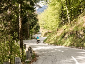 Obere Pass-Sperre Predil