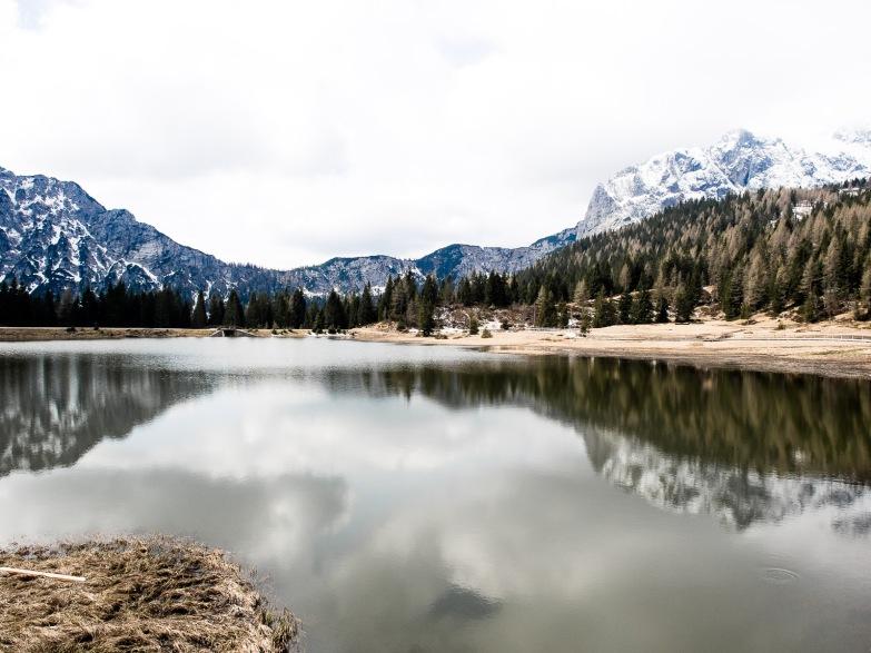 Lago del Pramollo
