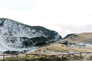 Ausblick Rifugio Telegrafo 2200m