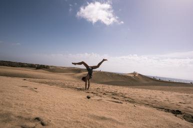 Dune Reserve of Maspalomas