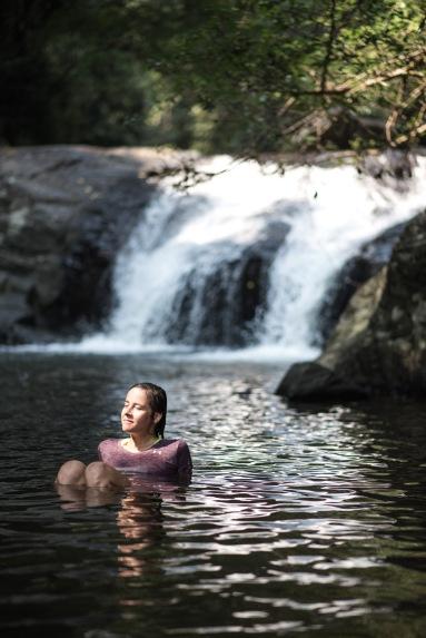 PA La-U Wasserfall